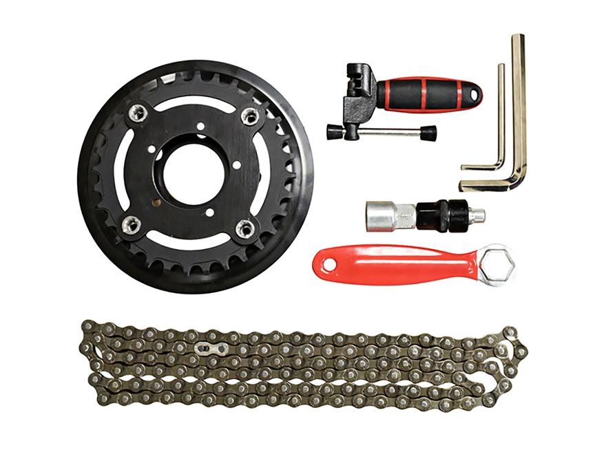 Rambo Bikes 32T High Mountain Gear Kit