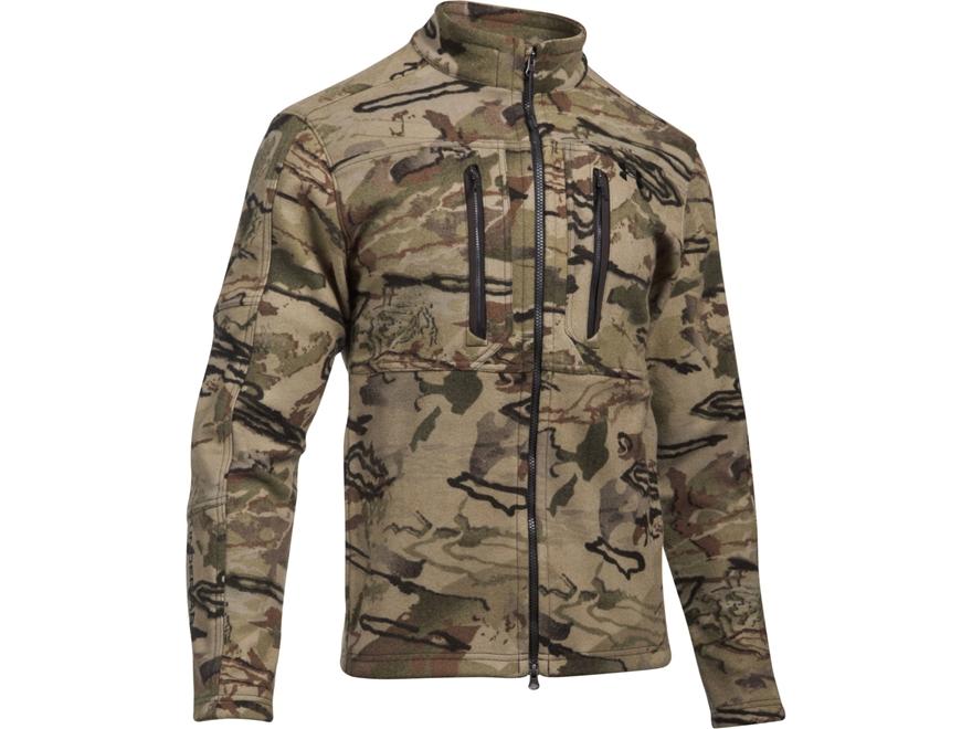 Under Armour Men's UA Ridge Reaper Mid-Season Wool Jacket Acrylic/Wool Ridge Reaper Bar...