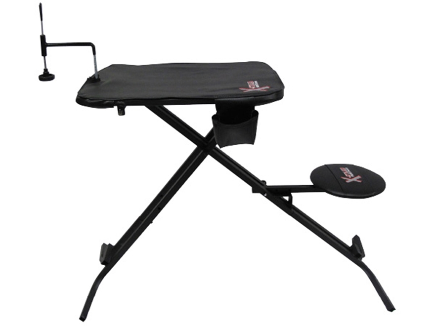 X-Stands X-Ecutor Portable Shooting Bench Steel