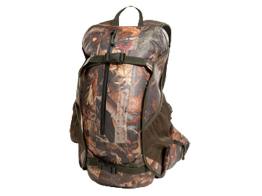 Sidewinder Waterproof Backpack Polyester Realtree AP Camo