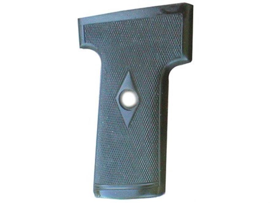 Vintage Gun Grips Webley 1906, 1908 without Escutcheon 32 ACP Polymer Black