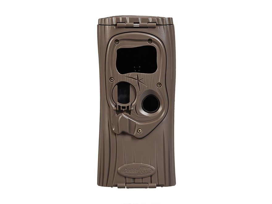 Cuddeback Ambush Black Flash Infrared Game Camera 5.0 Megapixel Brown