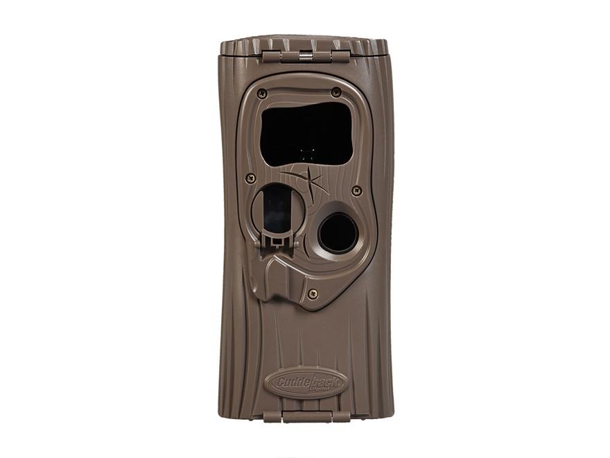 Cuddeback Ambush Black Flash Infrared Game Camera 5.0 Megapixel Brown