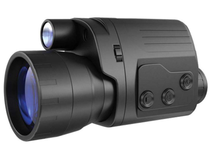 Pulsar Digital NV Recon 550R Digital Night Vision Monocular 4x 50mm Black