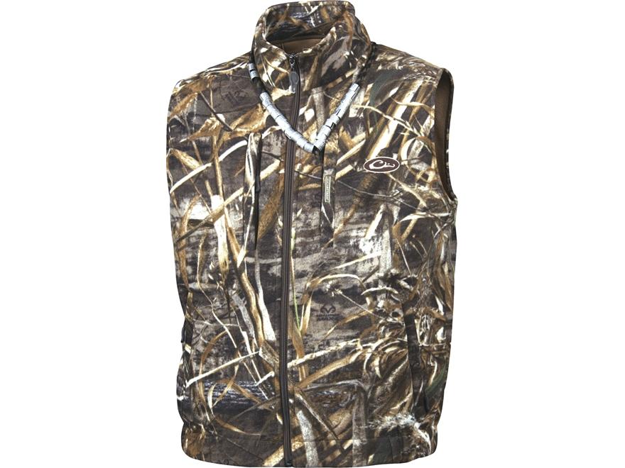Drake MST Men's Windproof Layering Vest