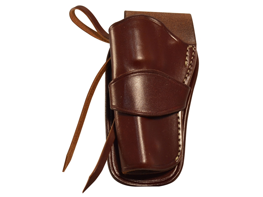 Triple K 675 Ruger Bearcat Western Holster Leather