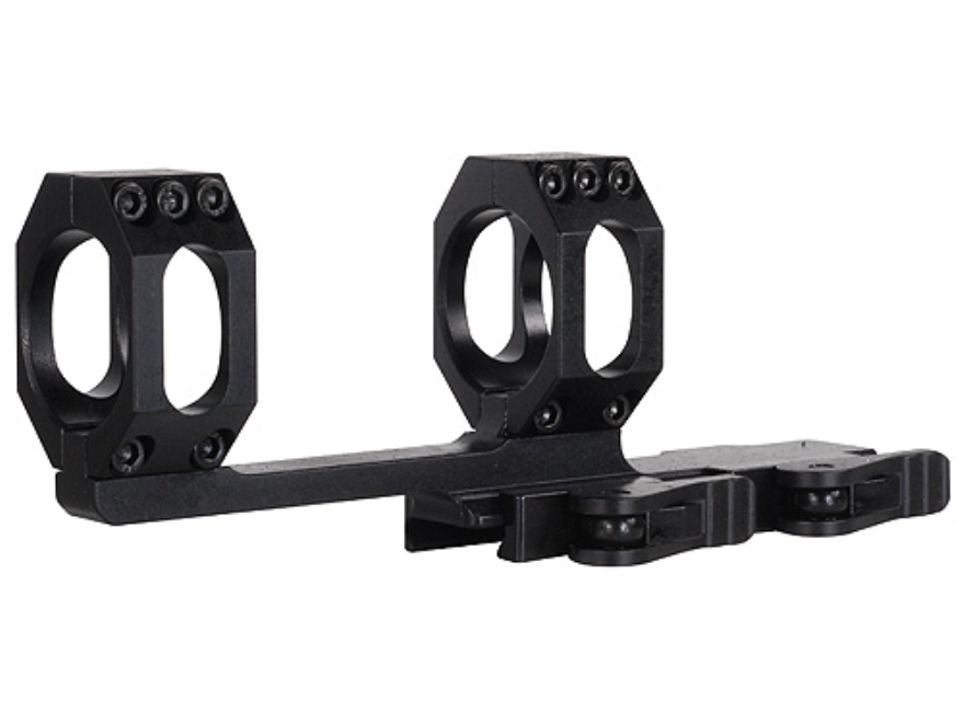 American Defense Recon-X Quick-Release Extra-Extended Scope Mount Picatinny-Style with ...