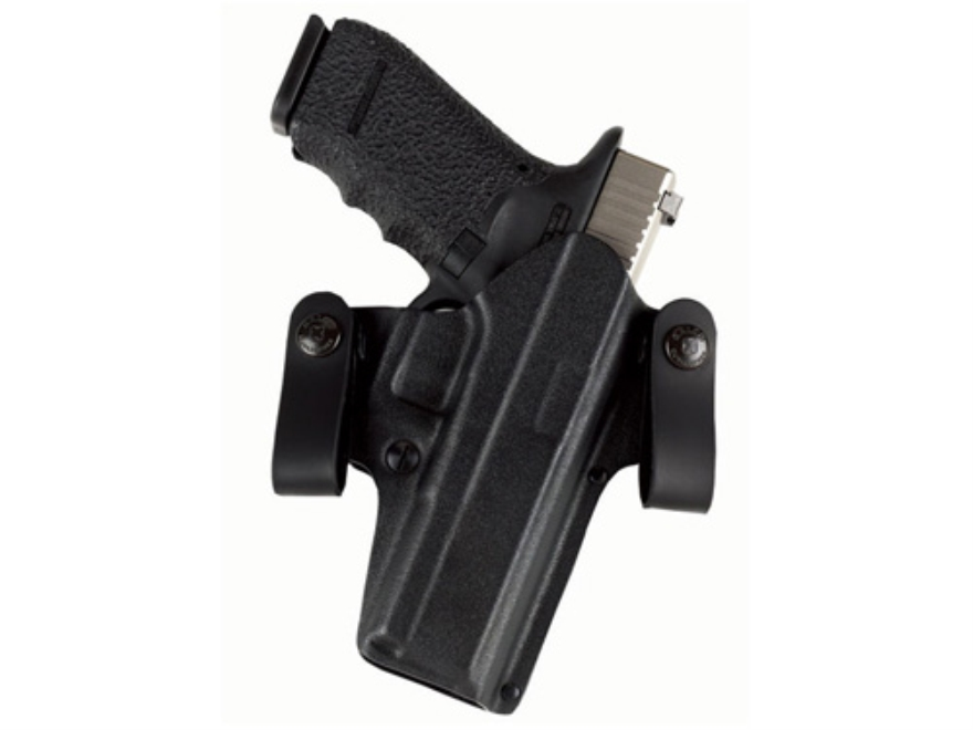 Galco DOUBLE TIME Convertible Belt and Inside the Waistband Holster Right Hand S&W M&P ...