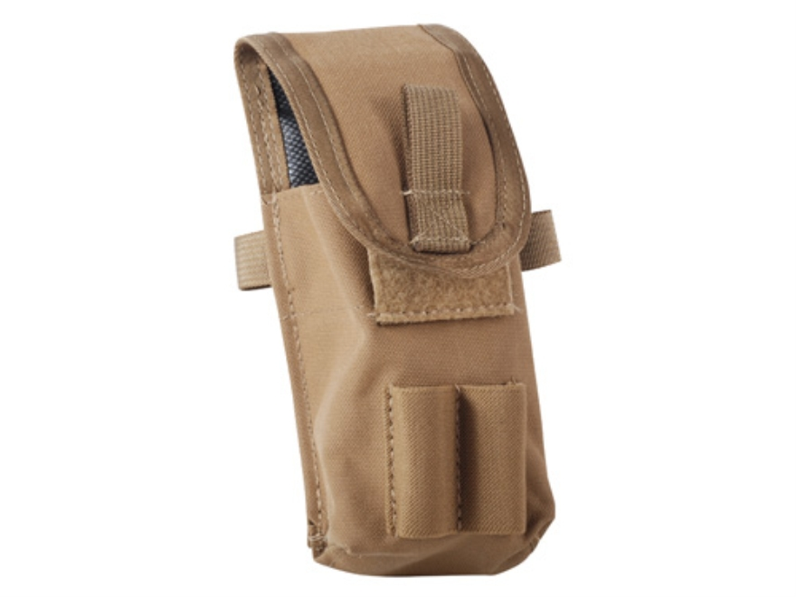 Tactical Tailor MOLLE 5.56 Double Mag Pouch 30 Round Magazine Nylon Coyote