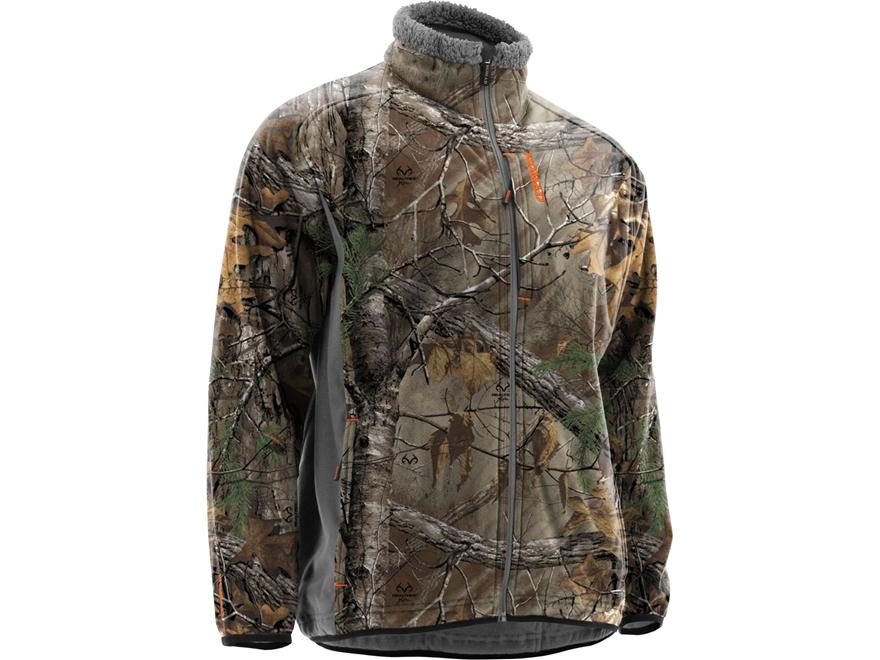 NOMAD Men's Harvester Full Zip Scent Control Jacket Polyester