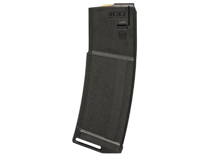 Daniel Defense Magazine AR-15 223 Remington, 5.56x45mm, 300 AAC Blackout Polymer Black