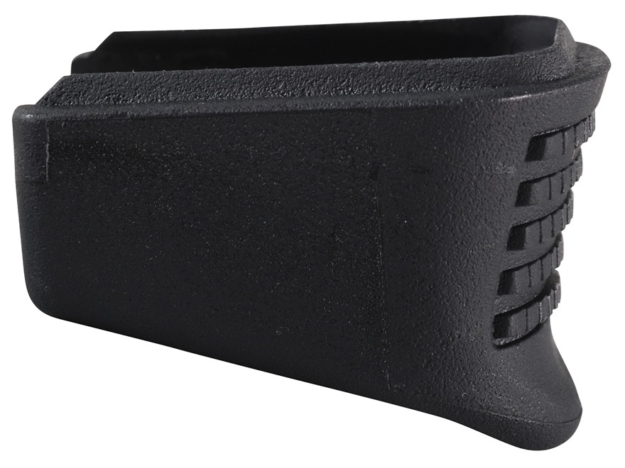 Pearce Grip Magazine Base Pad Springfield Armory XD 9mm, 357 Sig, 40 S&W Polymer Black