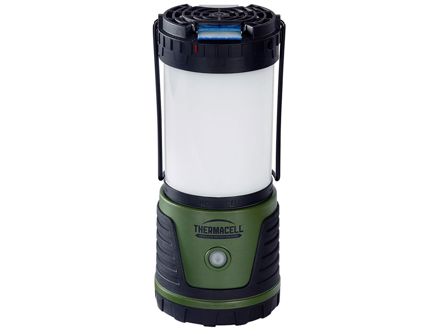 Thermacell Trailblazer Camp Lantern Mosquito Repellent Olive