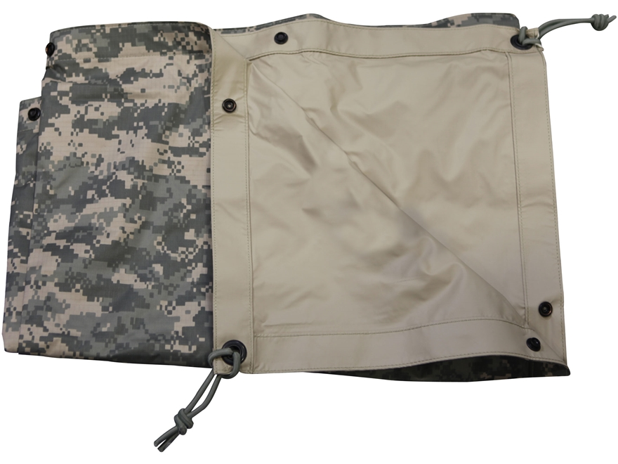 Military Surplus Tarp