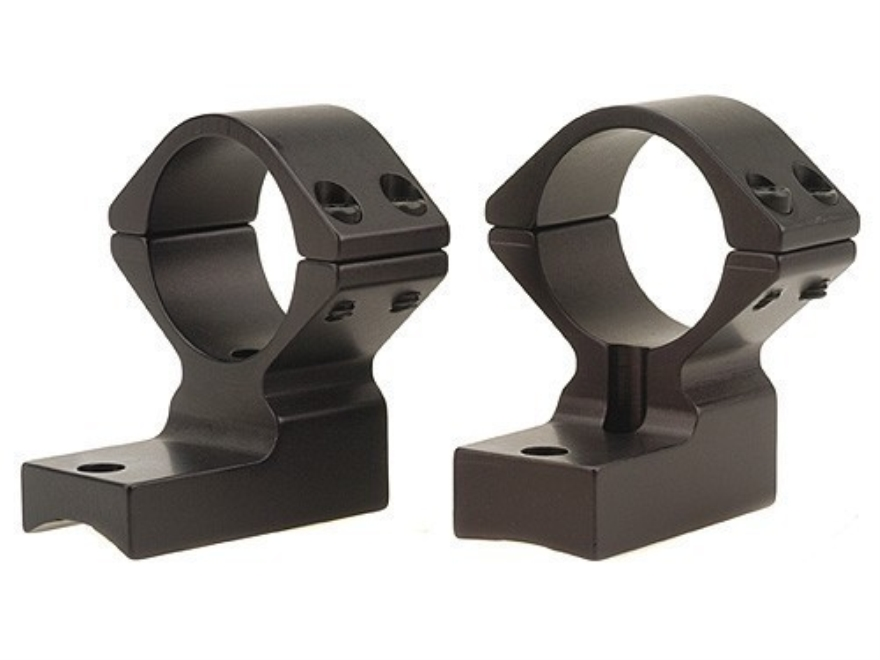 Talley Lightweight 2-Piece Scope Mounts with Integral Rings Extended Weatherby Accumark...
