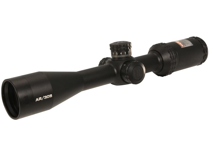 Bushnell AR Optics Rifle Scope 4.5-18x 40mm Side Focus Matte