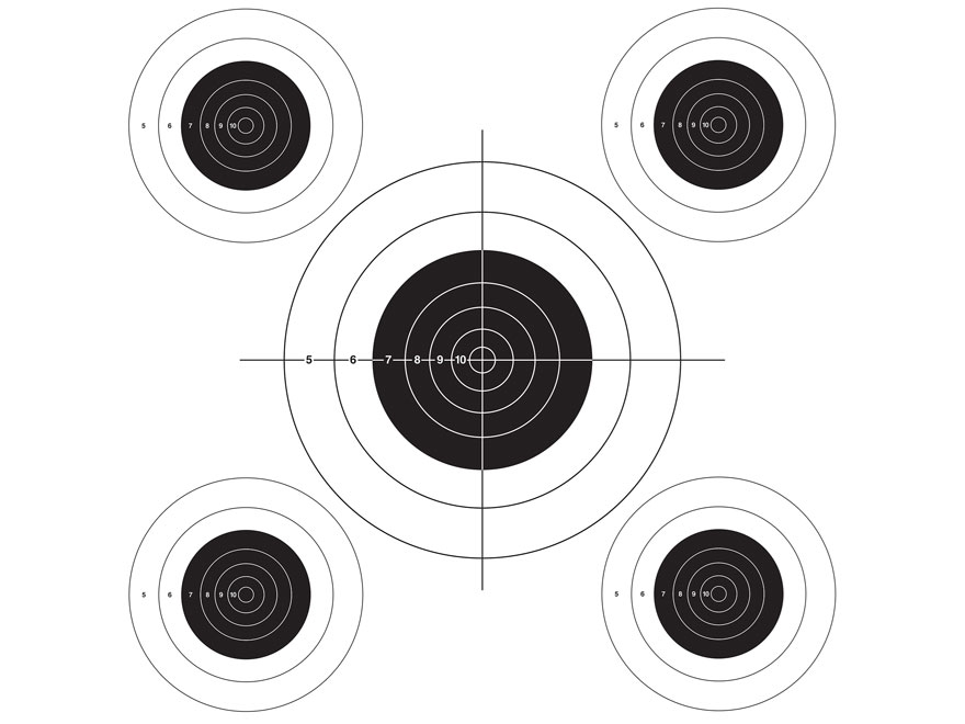 Lyman Auto Advance Replacement Bullseye Target Roll