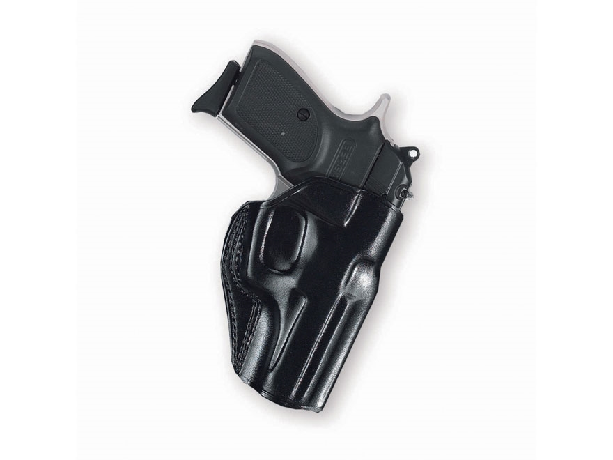 Galco Stinger Belt Holster Right Hand Ruger LCP with Crimson Trace Laserguard Leather B...