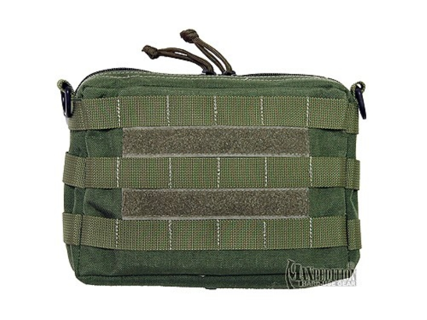 Maxpedition Large TacTile Accessory Pouch Nylon Olive Drab