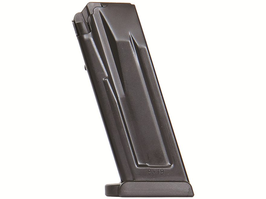 HK Magazine HK P30SK 9mm Luger 10-Round Steel Blue