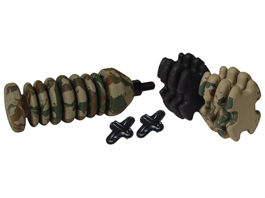 Limbsaver Hunter Pack Split Limb Bow Silencing Kit Camo