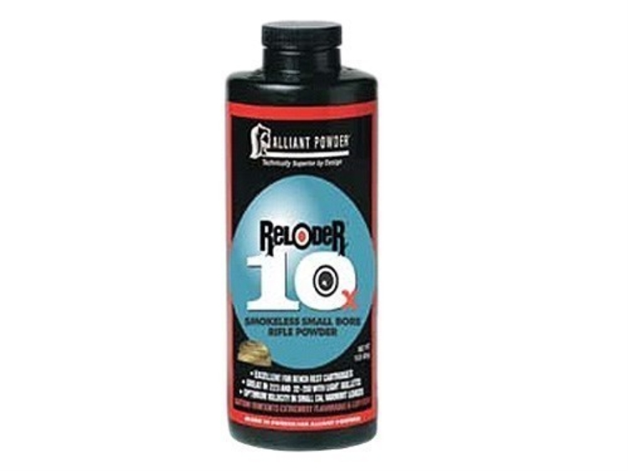 Alliant Reloder 10X Smokeless Powder
