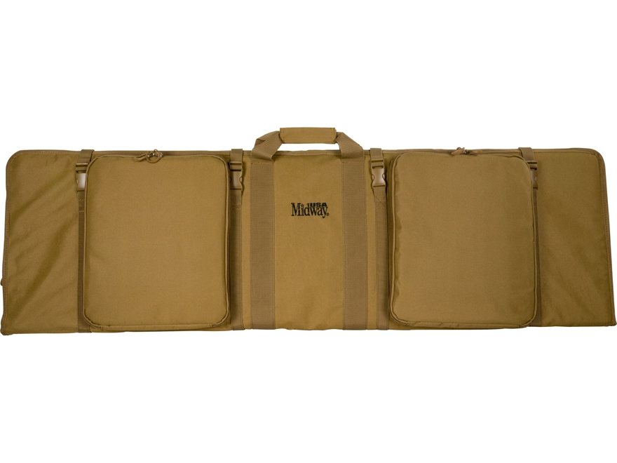 MidwayUSA Heavy Duty Shooting Mat Tactical Rifle Case