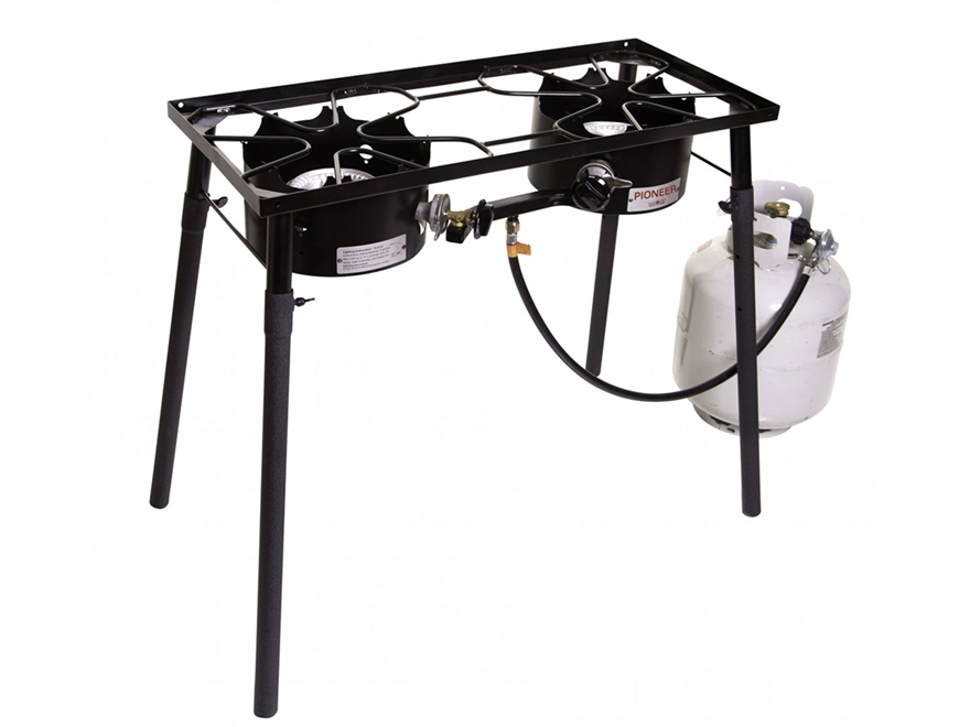 Camp Chef Pioneer 2-Burner Propane Stove
