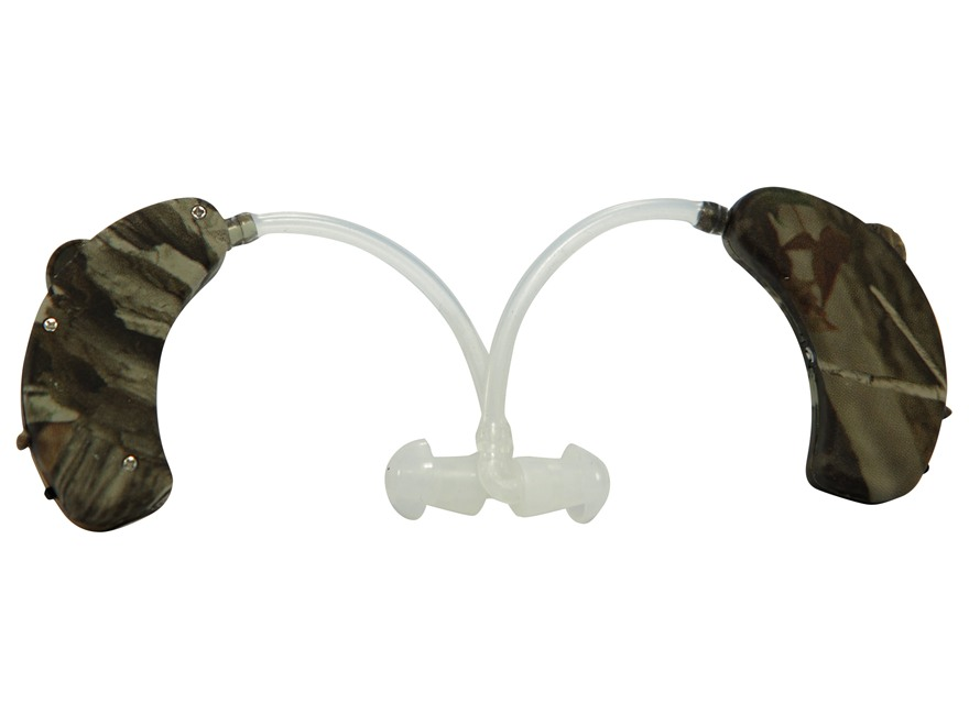 Walker's Ultra Ear Behind the Ear Electronic Ear Plugs NXT Camo Pair