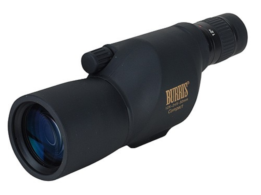 Burris Landmark Compact Spotting Scope 12-24x 50mm Black