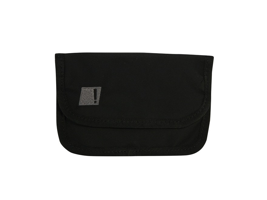 BLACKHAWK! Under the Radar Passport RFID Shielded Pouch Nylon Black