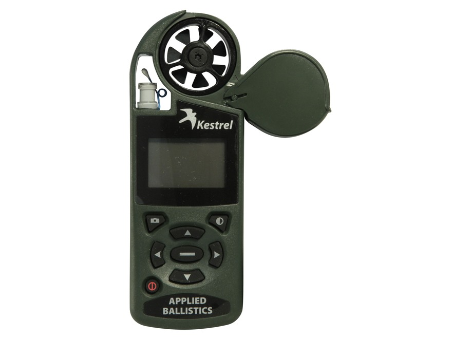 Kestrel 4500 Electronic Hand Held Weather Meter with Applied Ballistics Calculator