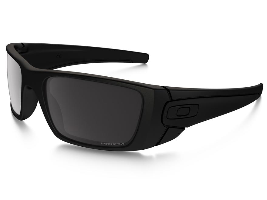 Oakley SI Fuel Cell Blackside Polarized Sunglasses Black Frame/Prizm Black Lens