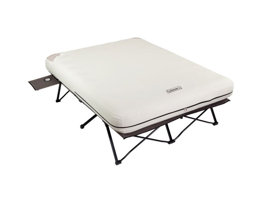 Coleman Queen Camp Cot with Airbed