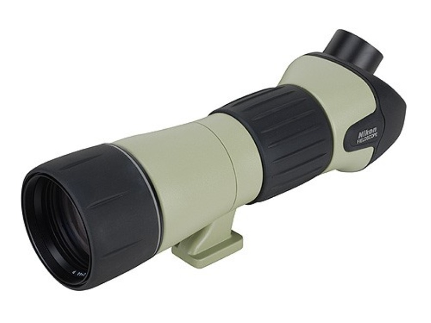 Nikon Fieldscope 3 Spotting Scope 60mm Angled Body Armored Green