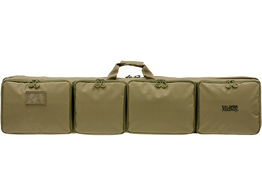 MidwayUSA Heavy Duty 3-Gun Case