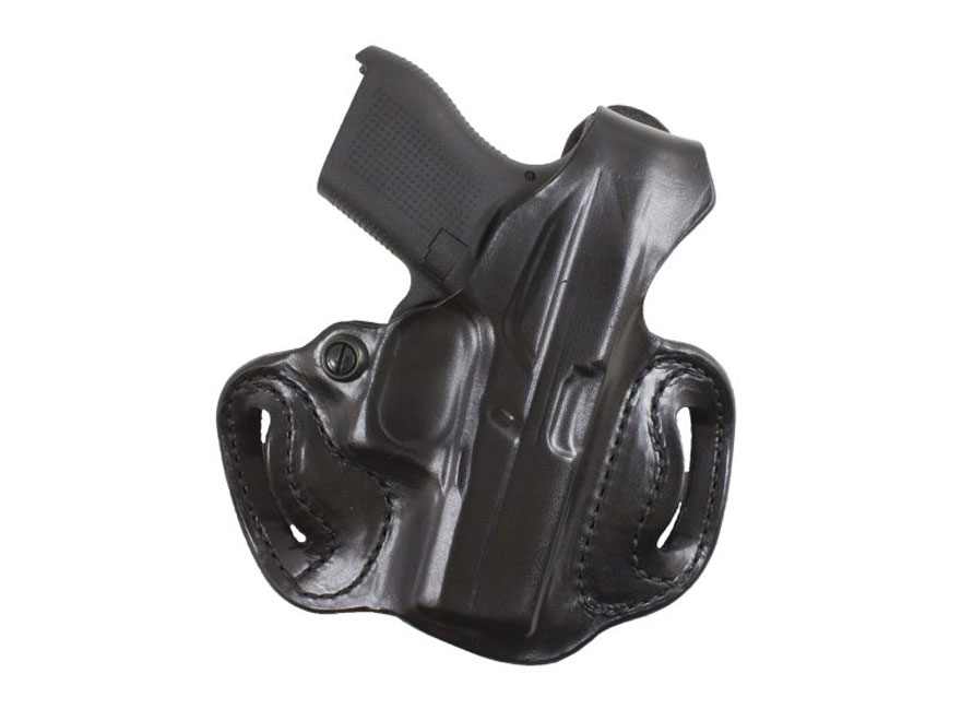 DeSantis Thumb Break Mini Slide Holster Boberg XR9-L Leather