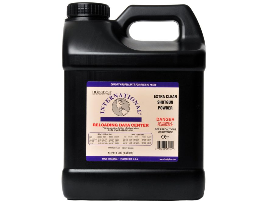 Hodgdon International Clays Smokeless Powder