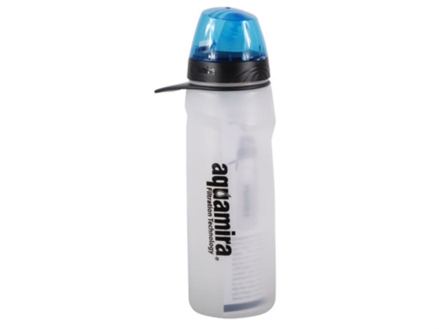 Aquamira Filtration Water Bottle Polymer 22 oz