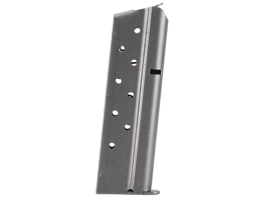Kimber Magazine 1911 Government, Commander 9mm Luger 9-Round Stainless Steel