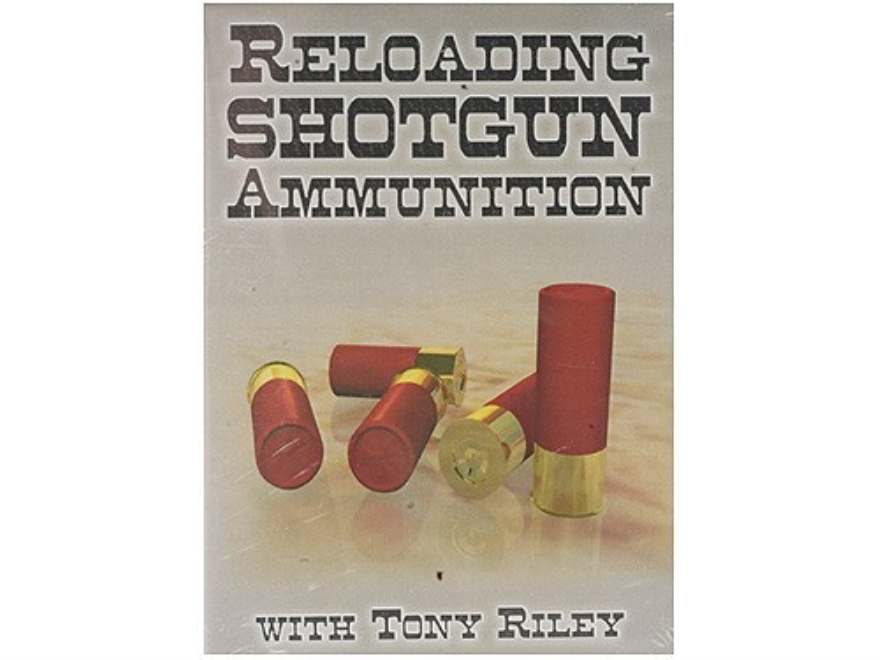 "Gun Video ""Reloading Shotgun Ammunition"" DVD"
