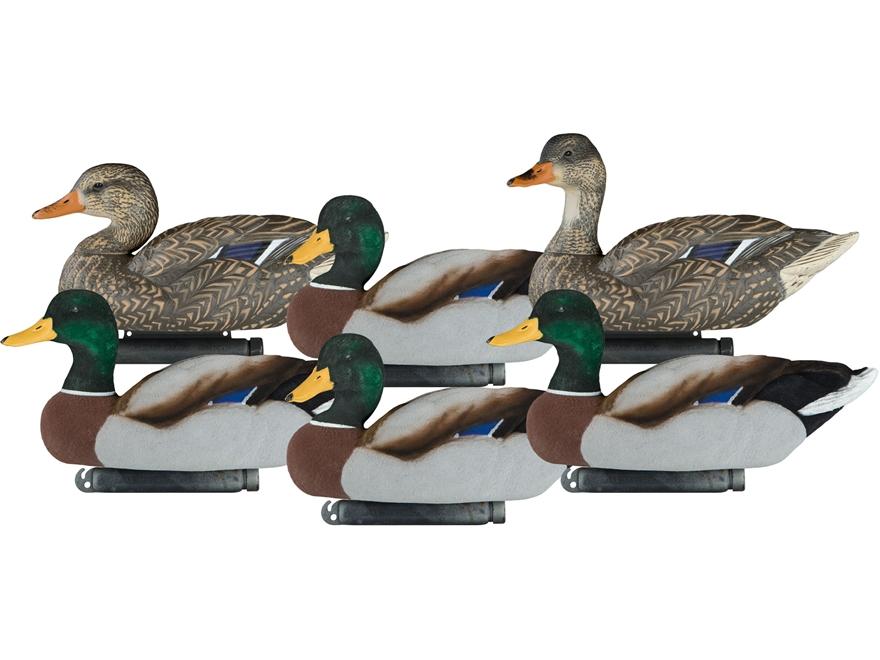 Dakota Decoy X-Treme Fully Flocked Floater Mallard Duck Decoy