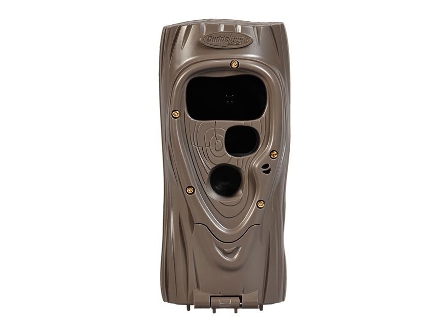 Cuddeback Attack Black Flash Infrared Game Camera 5.0 Megapixel Brown