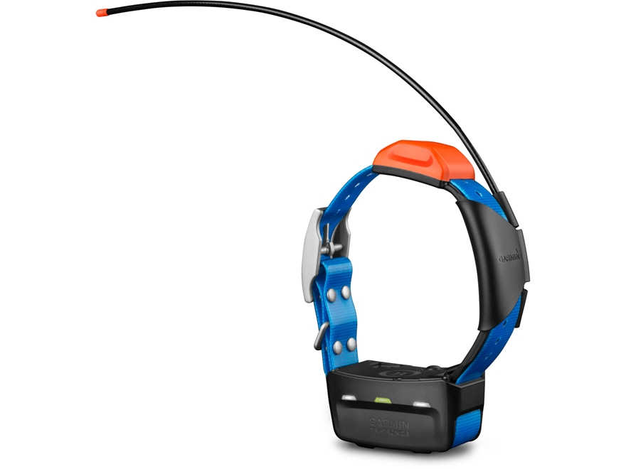 Garmin T5 Electronic Add-On Dog Collar Blue