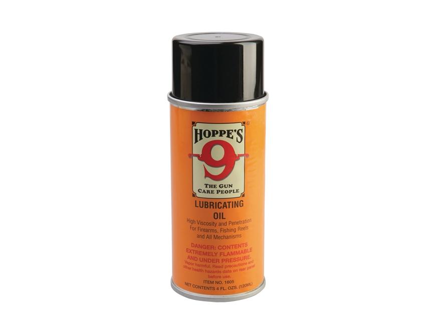 Hoppe's #9 Gun Oil 4 oz Aerosol
