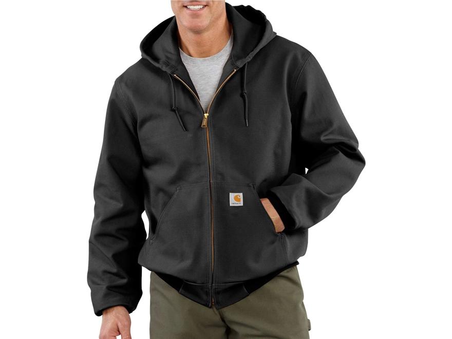 Carhartt Men's Thermal Lined Duck Active Jacket Cotton