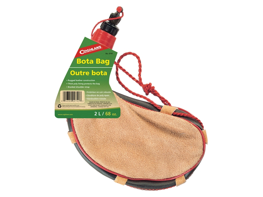 Coghlan's Bota Bag Leather 2 liter