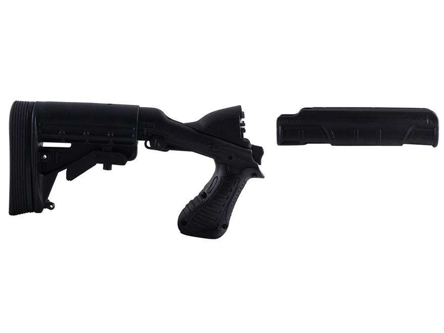 BLACKHAWK! Knoxx SpecOps Gen 2 Adjustable Length of Pull Recoil Reducing Stock with For...