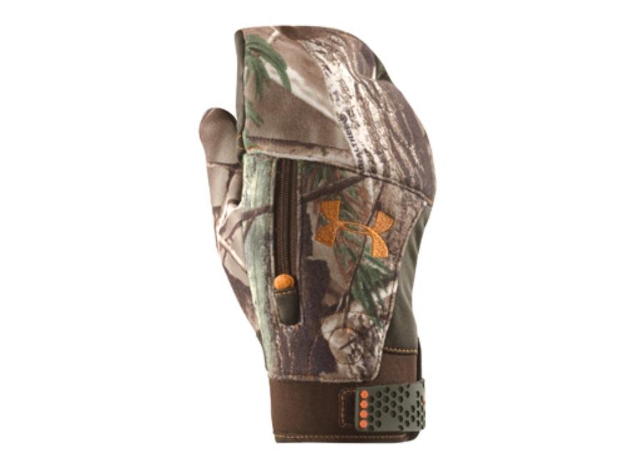 Under Armour Derecho Mitten Glove Polyester