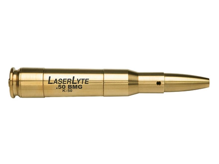 LaserLyte Kryptonyte 50 BMG Green Laser Bore Sight